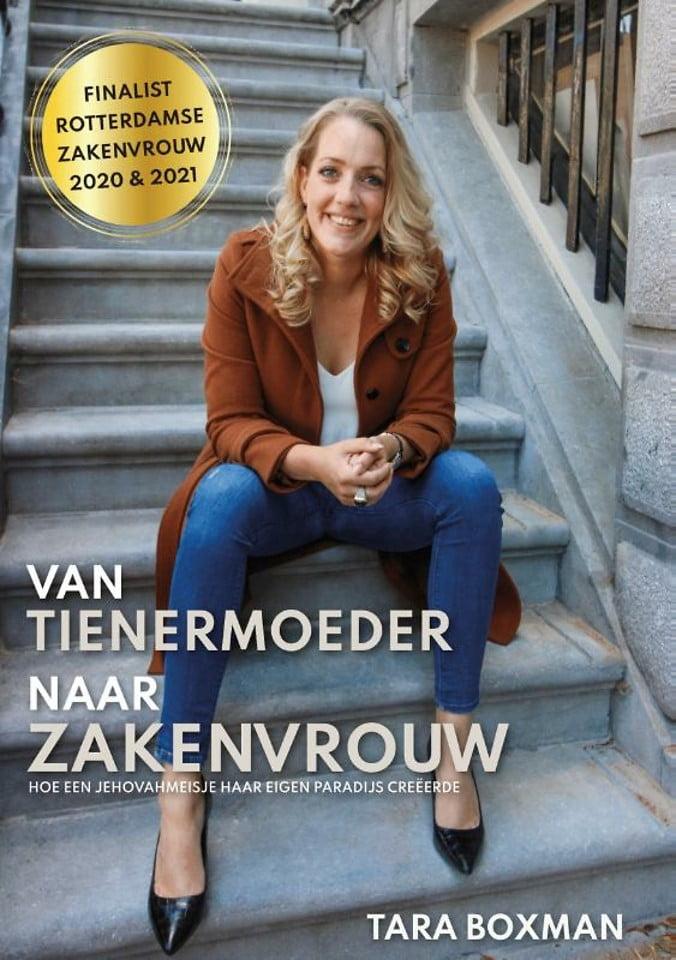 van-tienermoeder-naar-zakenvrouw-tara-boxman boekentip www.empowerwomen.nl